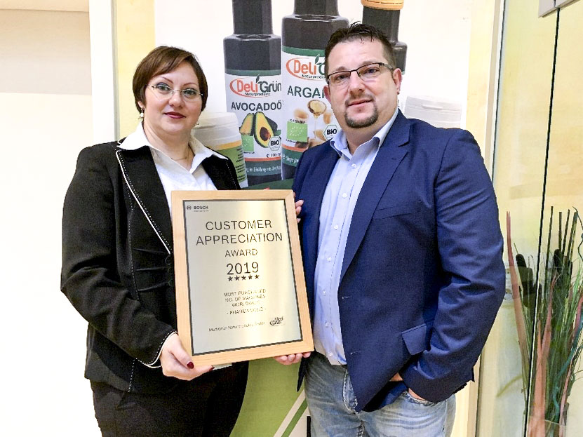 Customer Appreciation Award 2019
